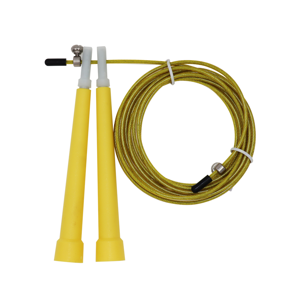 jump rope yellow