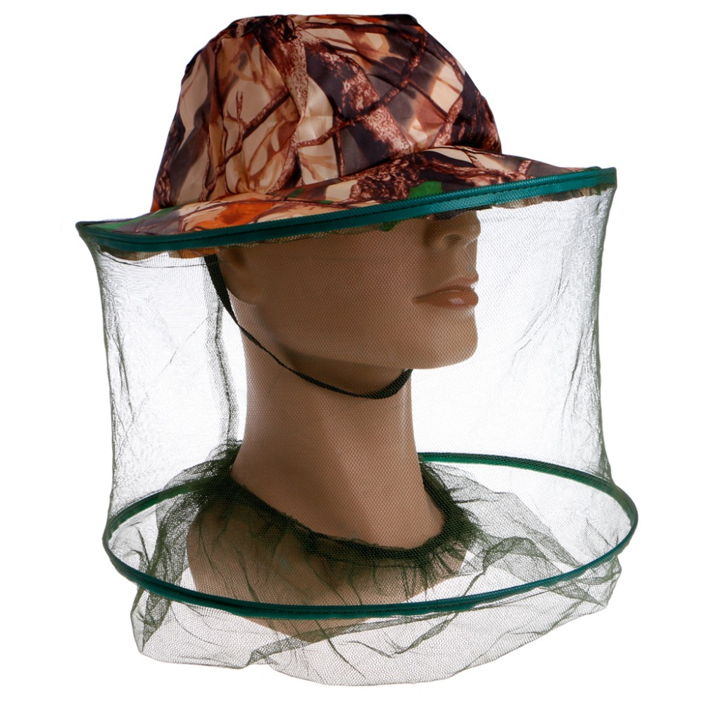 Bee Hat Beekeeping Mesh Net Head Face Protector Cap Fly Mosquito Outdoor Camping May-16a At Any Cost Beekeeping Supplies