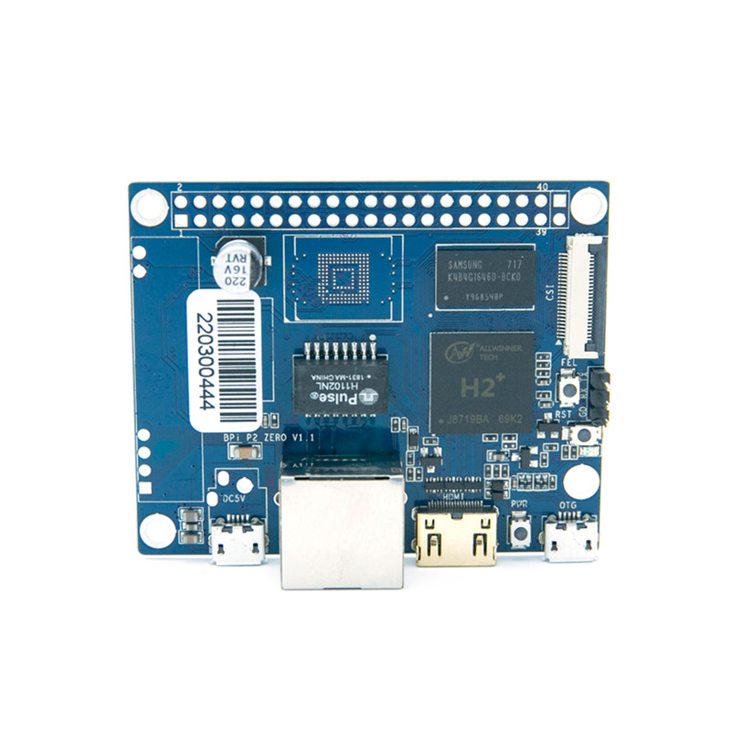 BPI-P2 Maker quad core single-board computer without EMMC and WIFI image