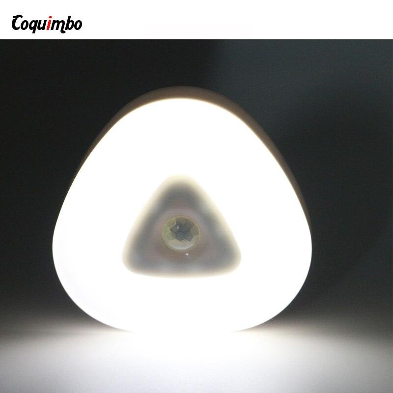Luzes da Noite levou sensor de movimento do Marca : Coquimbo