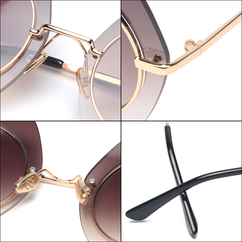 c0174ac2d6 mimiyou High Hexagon Frame Women Sunglasses Cool Vintage Fashion Sun  Glasses Brand Men Eyeglasses UV400 oculos de sol feminino-in Sunglasses  from Apparel ...