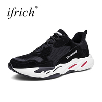 Women Men Couples Popular Sport Running Shoes Comfortable Men S Trainers Sneakers Running Shoes Black Brand