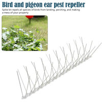 Snaps Plastic Anti Bird Plastic Bird and Pigeon Anti Bird Anti Pigeon for Get Rid of Pigeons and Scare Birds Pest Control
