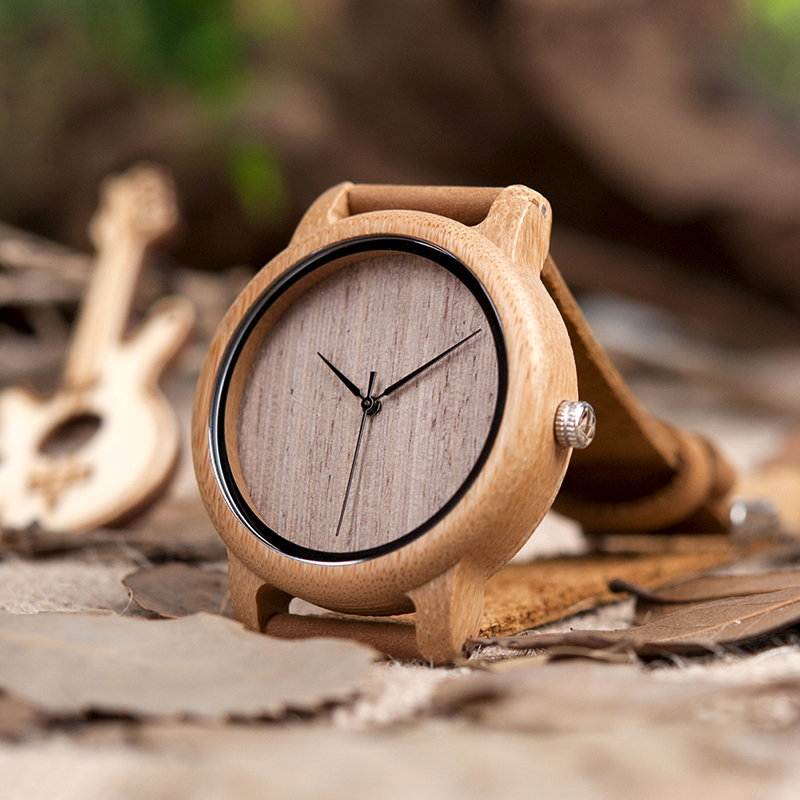 wooden wrist watches bamboo bobo bird fashion (4)