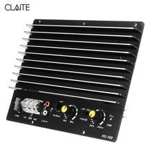 CLAITE 12 فولت 8 بوصة 10 بوصة جهاز تضخيم الصوت مجلس 1200 واط 89db مكبر صوت سيارة مكبر للصوت
