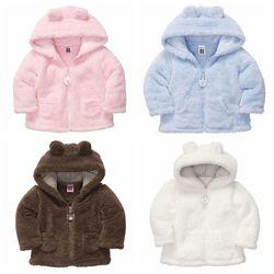 معطف أطفال! ملابس خارجية للأطفال مناسبة للخريف والشتاء لعام 2019 من الصوف ملابس شتوية للأطفال الأولاد والبنات شحن مجاني
