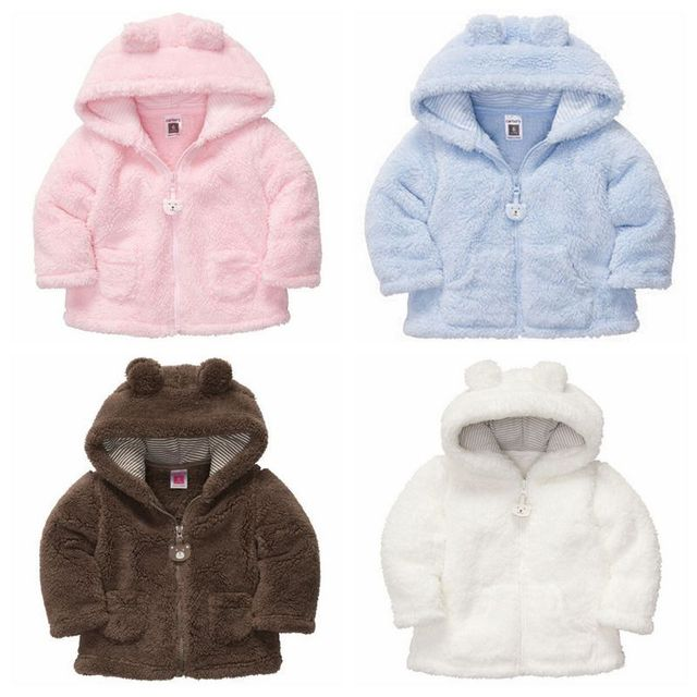 Aliexpress.com : Buy Baby Coat ! 2016 Autumn Winter Hooded Kids ...