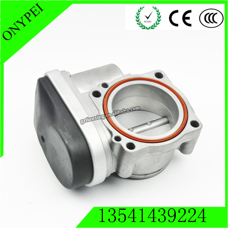 13541439224 THROTTLE BODY FOR BMW E81 E87 E46 E90 E91 116i 118i 316i Ci 318i Ti