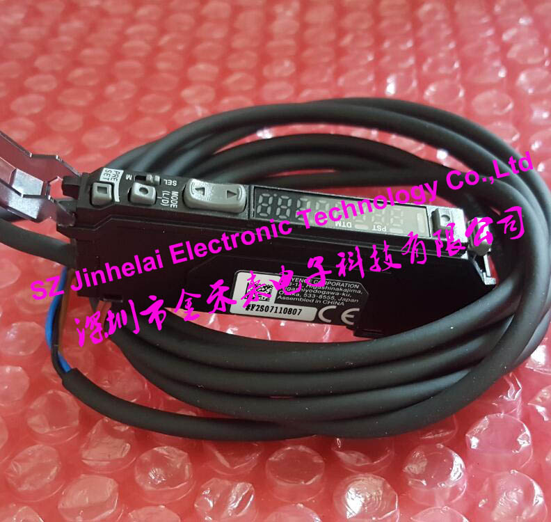 Novo e original FS-N18N KEYENCE amplificador de fibra Óptica