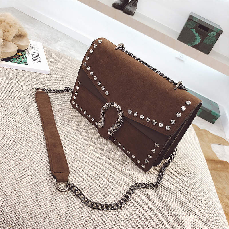 Vintage Leather Handbags Women Crossbody Shoulder Messenger Bags Famous Brands Luxury Designer For 2018 Bolsa Feminina Sac Mujer