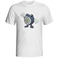 Monster Poliwrath T Shirt Design Anime Game Cool T-shirt Print Creative Funny Unisex Tee