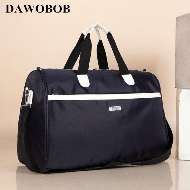 Waterproof Black Zipper Garment Bag Suit Bag Durable Men Casual Trip Travel Bag For Suit Clothing Case Big Organizer Trolley Bag