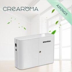 Crearoma cena fabryczna plastikowe HVAC Aroma dyfuzor zapach maszyna pneumatyczna z Shenzhen