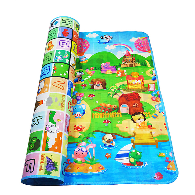 Baby Play Mat Baby Toys For Children's Mat Kids Rug Playmat Developing Mat Eva Foam Puzzles Carpet Nursery