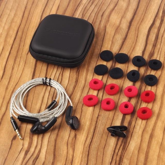 MusicMaker TP16 In Ear Earbuds TONEKING In Ear Earphone Alloy Tune Earbuds Such as Armature Earphone MX985