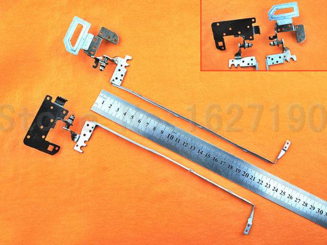 Nova dobradiça laptop lcd para acer aspire e5-511 e5-521 e5-531 e5-551 e5-571 e5-572 ek-571 extensa 2509 ex2509 ex2510 tmp256-m v3-532