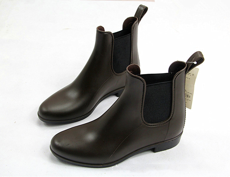 Aliexpress.com : Buy Fashion New Brand Rubber Ankle Rain Boots ...