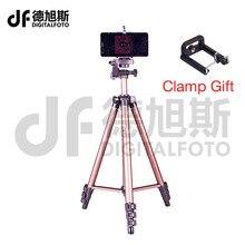WT3130 mi ni фото смартфона крепление Selfie цифровая камера штатив Стенд путешествия штатив для iphone Sumsung Huawei Ми