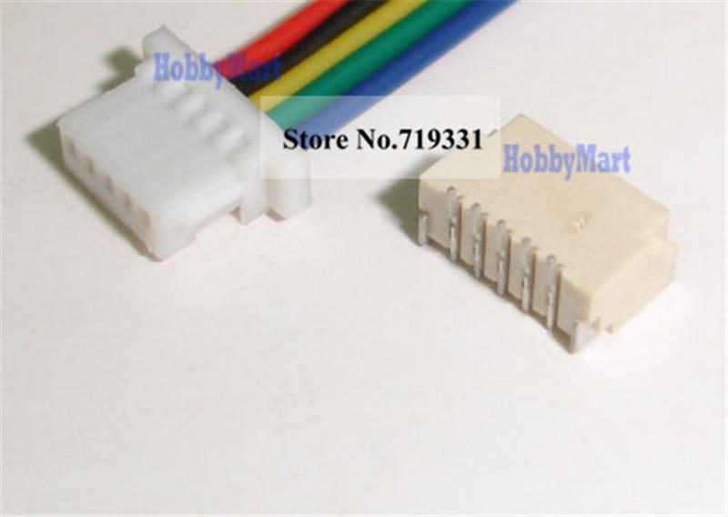 US SELL 1 SET 2Pin 15cm Micro JST Molex Picoblade 1.25mm Male Female PCB Board