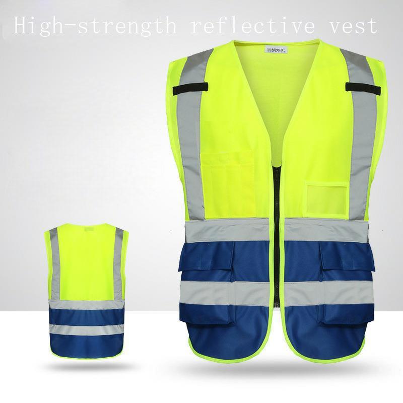 Reflective Safety Vest 02