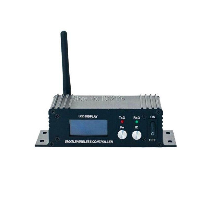 LCD wireless DMX512 Receiver&Transmitter/XLR wireless DMX512 Receiver&Transmitter/wireless dmx 512 controller LED stage lights
