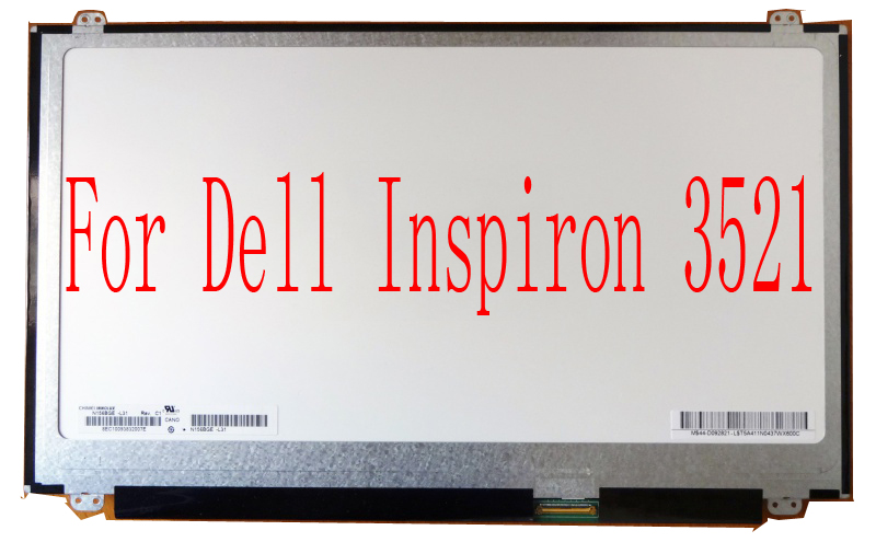 For Dell Inspiron 3521 Laptop LCD Screen Panel HD Original купить