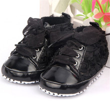 Baby Girls Autumn Shoes Toddler Soft Sole