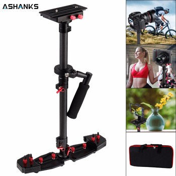 "ASHANKS 80cm/31.5"" Camera Stabilizer Carbon Steadycam HD2000 Handheld Steadicam for Photography Dslr Video 7kg with Carry Bag"