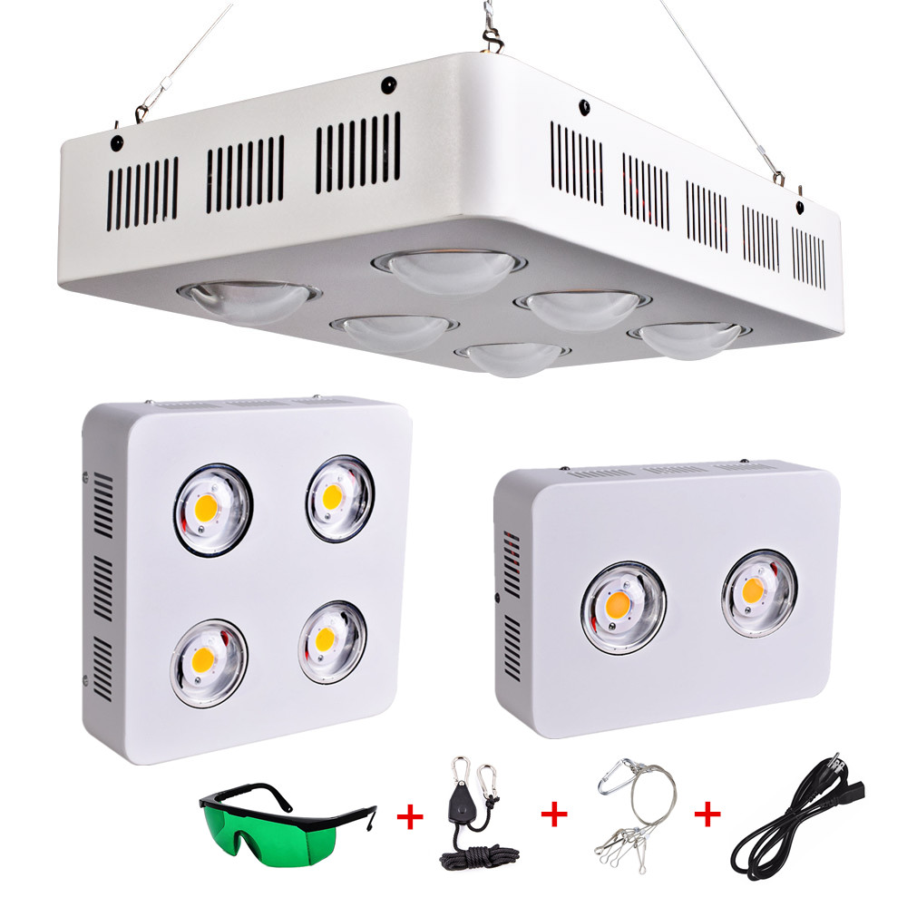 CREE CXA2590 Warm White 3500K Full Spectrum 600W 1200W 1800W COB LED Grow Light Plant Light For Indoor Greenhouse Grow Tent