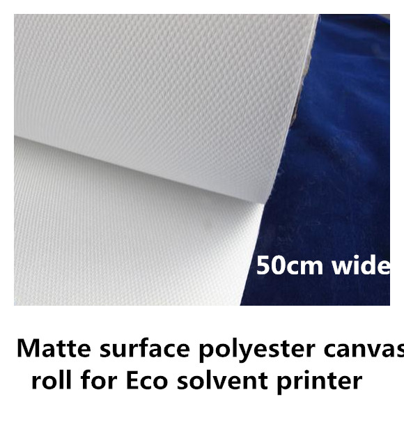 260g Waterproof Matt Polyester Digital Printing Canvas Roll For Wholesale 24in Wide Back To Search Resultsoffice & School Supplies Painting Canvas
