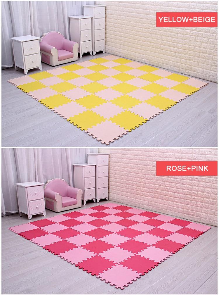 HTB1KzrBnf6H8KJjSspmq6z2WXXa7 Baby EVA Foam Puzzle Play Mat /kids Rugs Toys carpet for childrens Interlocking Exercise Floor Tiles,Each:29cmX29cm