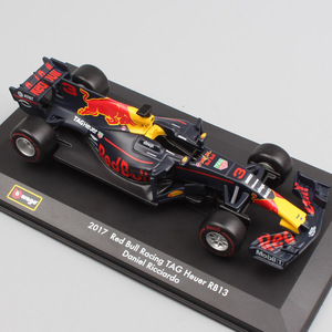 Image 1 - 1:32 BBurago Red Bull Racing RB13 No.3 Daniel No.33 racer Diecasts & Toy Vehicles miniature model scale cars kids