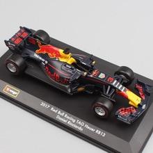 1:32 BBurago Red Bull yarış RB13 No.3 Daniel No.33 racer Diecasts ve oyuncak araçlar minyatür model ölçekli arabalar çocuklar
