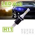 2016 Más Reciente R4S 1 Unidades 10400lm 90 W H11 LED Faros de Niebla Luz de conducción KIT H4 H7 H8 H9 H10 9005 9006 9012