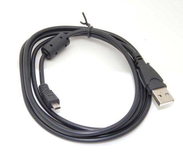 USB CABLE FOR NIKON Coolpix S4200 S4100 S4000 S3600 S3500 S3400 S3300 S3200 L320 L30 L29 L28 L27 L24 L28  L120 L100 P530 P520