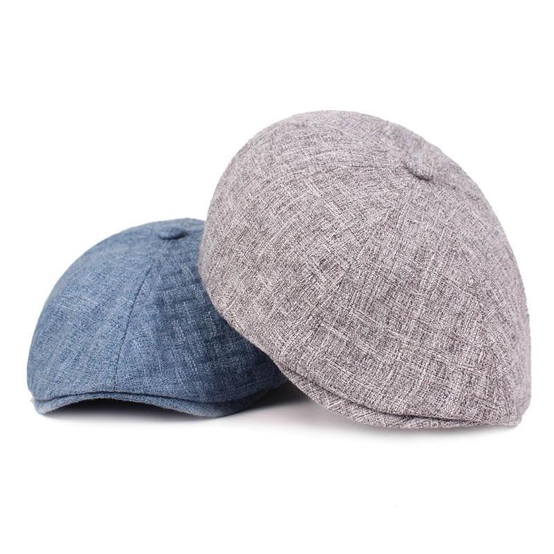 Fibonacci Fashion Men Women Berets Cotton Linen Gatsby Octagonal Ivy Hat Golf Driving Flat Cabbie Newsboy Cap Hat in Men 39 s Newsboy Caps from Apparel Accessories