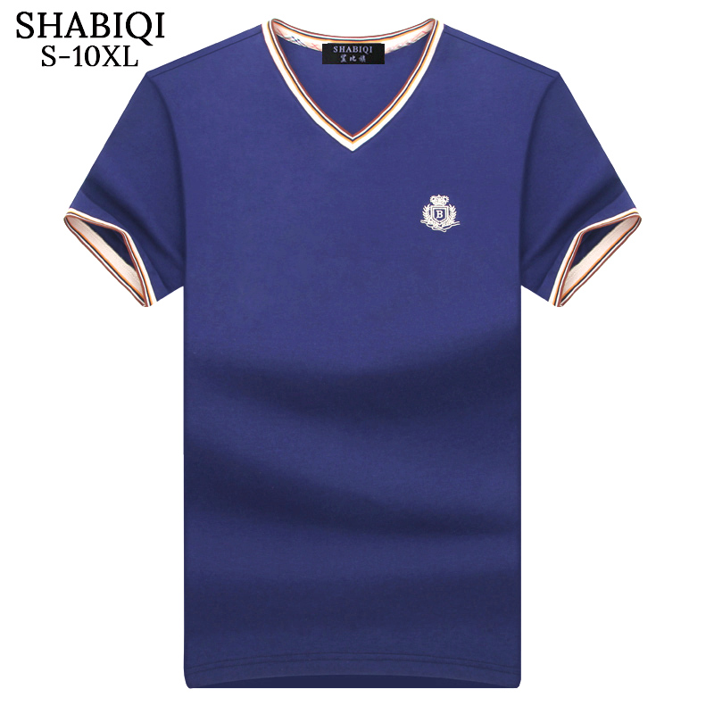 SHABIQI Classic Brand Men shirt Men Polo Shirt Men Short Sleeve Polos Shirt T Designer Polo Shirt Plus Size 6XL 7XL 8XL 9XL 10X 1
