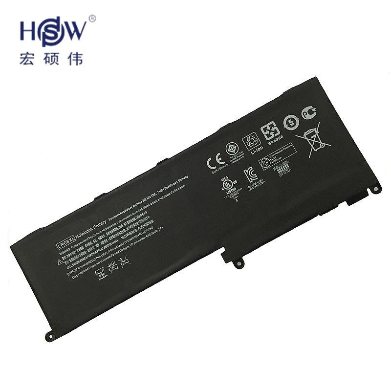 все цены на  Genuine for HP Envy 15-3000 660002-541 660152-001 HSTNN-DB3H HSTNN-UB3H LR08072XL LR08XL TPN-I104 Laptop Battery batteria akku  онлайн