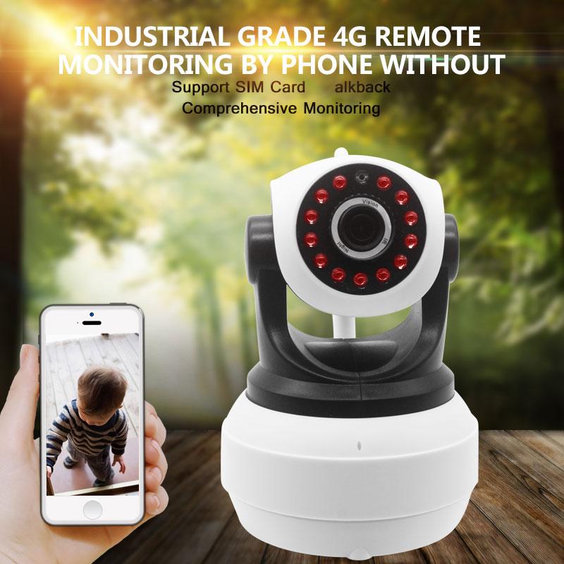 3G 4G Wifi Wireless Surveillance Outdoor Camera HD 960P Smart CCTV Security Camera Night Vision P2P PTZ Onvif Network IP Camera