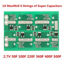 2.7V 350F 6 String Large Capacitor Balance Protection Board Ultracapacitor Super Capacitance Equalization Board Pressure Plate(China)