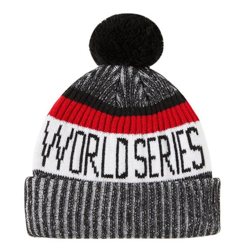 Winter Beanie Womens Beanie Knitted Cap Unisex Casual Hats Men Hip-Hop Skullies Beanie Warm Hat White Cotton Chapeau Femme01