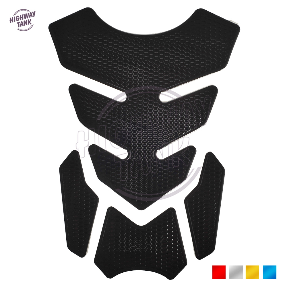 3D Motorcycle Sticker Decal Gas Oil Fuel Tank Pad Protector Case for Yamaha Suzuki Kawasaki Honda KTM BMW Harley(China)