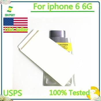 SYART Battery For iphone 6 6G Real Capacity mobile phone replacement battery 0 Cycle For iphone 6 6G