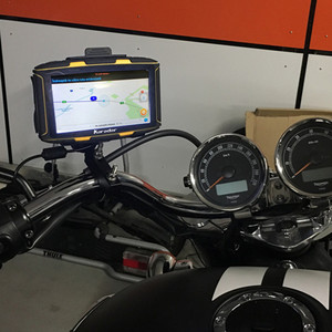 Image 4 - Karadar 5 inch Android Navigator Motorcycle Waterproof DDR1GB MT 5001 GPS with WiFi, Play Store APP download, Bluetooth 4.0