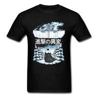 Strijd Tshirt Nieuwe Video Game T-shirt Mens Aanval In De ijs Monster T-shirts Zomer Korte Mouw O-hals Tee Shirt Nieuwe mode