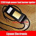 220V high power fuel burner igniter / arc alcohol oil special generator / 15-30KV high voltage generator