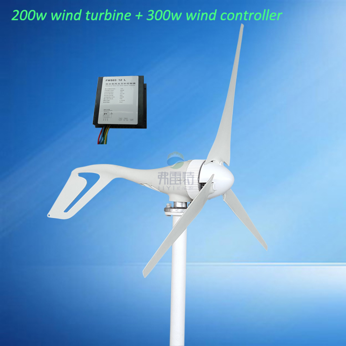 цены Hot SELLING 400W 12v wind turbine wind fans for wind solar hybrid system,3 blades /5 blades optional with regulator