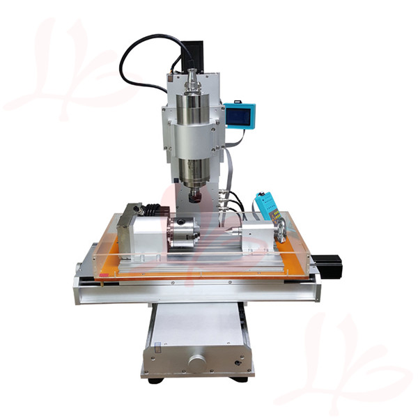Hot sale 4 axis pillar type cnc machine CNC 3040 engraving machine,Ball Screw Table Column Type woodworking cnc router cnc 5axis a aixs rotary axis t chuck type for cnc router cnc milling machine best quality
