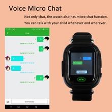 GPS Q90 Smartwatch Touch Screen WIFI Positioning Children Smart Wrist Watch