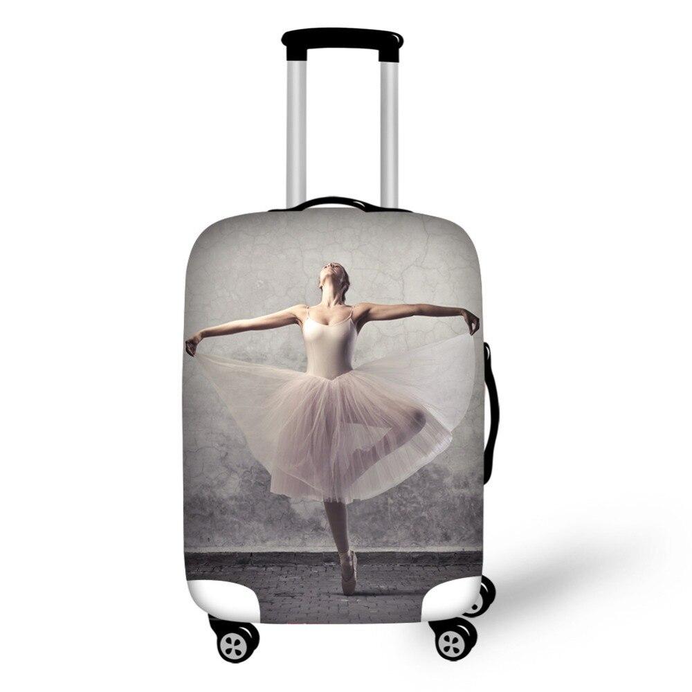 53a4ac71fc2 Τσάντες κάλυψης αποσκευών κάλυψης αποσκευών μπαλέτου καλύπτουν ...